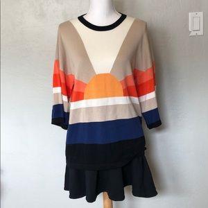 Trina Turk Sunset Sweater